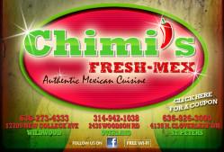 Chimi's Fresh Mex-Florissant